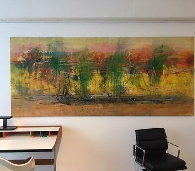 Kunstgalerie De Laro - Kunstenaars - Victor Ramirez